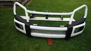 Isuzu D-Max 2012+ BullBar & towbar for sale St Georges Basin Shoalhaven Area Preview