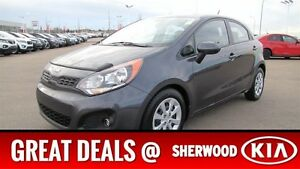 2013 Kia Rio LX PLUS HATCHBACK Accident Free,  Heated Seats,  B