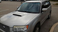 2006 Forester XT TURBO 2.5L ***EXCELLENT CONDITION***