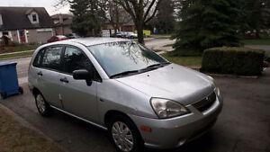 2003 Suzuki Aerio Hatchback