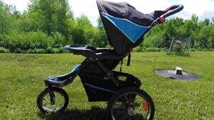 Baby Trend Expedition ELX Travel System (Jogging Stroller, Car S