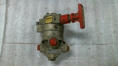 Used Ross 2783A4065 Valve 2-10 Bar