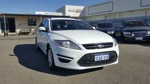 2012 Ford Mondeo MC LX Tdci Frozen White 6 Speed Direct Shift Wagon Maddington Gosnells Area Preview