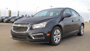 2015 Chevrolet Cruze LT $104 bw  Zero Down Car Loans