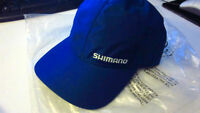 Shimano waterproof hat blue - new