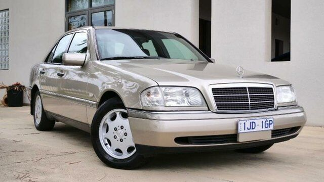 1995 mercedes benz c220 w202 elegance beige automatic sedan cars 1 of 10 fandeluxe Choice Image