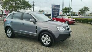 2010 Holden Captiva CG MY10 5 (4x4) 5 Speed Automatic Wagon Bungalow Cairns City Preview