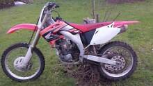 CRF450R  2003-5 Mdl In Good condition. Albury Albury Area Preview