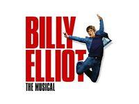 Billy Elliot Tickets @ Manchester Palace - Friday 6 January @ 7:30