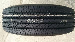 NEW 4 x LT 245/75R16 Bridgestone all season tires, 100% new