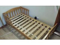 "Toddler bed 140×70cm ""Mothercare"