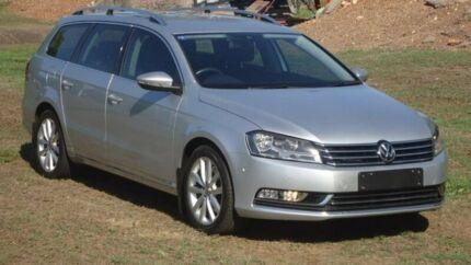 2013 Volkswagen Passat Type 3C MY13.5 130TDI DSG Highline Silver 6 Speed