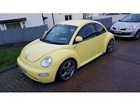 Vw beetle 1.6 spares or repairs