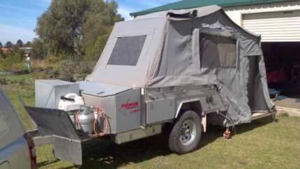 Pioneer Argyle Camper Trailer Port Fairy Moyne Area Preview