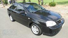 2006 Holden Viva JF Black 5 Speed Manual Sedan Granville Parramatta Area Preview