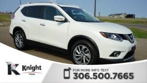 2015 Nissan Rogue SL AWD! Command Start! Navigation! Heated, Lea
