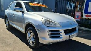 2007 Porsche Cayenne 9PA MY07 Silver 6 Speed Sports Automatic Wagon Prospect Prospect Area Preview