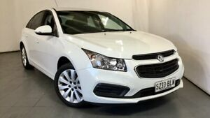 2016 Holden Cruze JH Series II MY16 Equipe White 6 Speed Sports Automatic Sedan Elizabeth Playford Area Preview