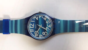 Swatch LINAJOLA GN237 montre watch *NEW BAND*
