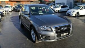 2012 Audi Q5 8R MY12 TDI Grey Sports Automatic Dual Clutch Wagon Lansvale Liverpool Area Preview