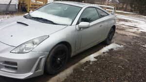 2002 Toyota Celica GT Coupe