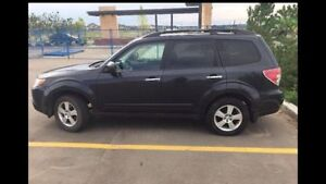 2009 Subaru Forester x all weather SUV, Crossover