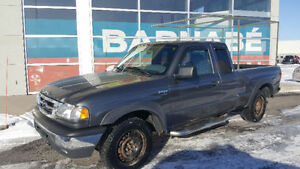 2009 Mazda B-Series Pickups marche-pieds Camionnette