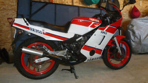 looking for a Yamaha RZ350