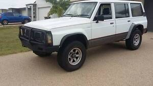 1990 Nissan Patrol Wagon Mount Low Townsville Surrounds Preview