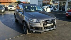 2013 Audi Q7 MY13 TDI Graphite Grey Sports Automatic Wagon Lansvale Liverpool Area Preview