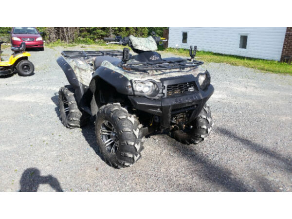 Used 2008 Kawasaki BruteForce