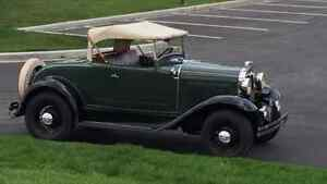 1930 roadster model a ford