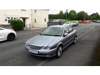 57 plate immaculate Jaguar X-Type for quick sale