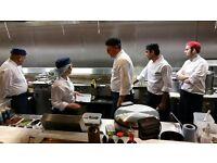 Kitchen Staff / Line Chef Support (Based in Sevenoaks)