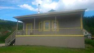 3 Bedroom family home in Dawson City