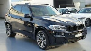 2015 BMW X5 F15 MY15 sDrive 25D Black 8 Speed Automatic Wagon Sylvania Sutherland Area Preview