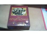 THE FORSYTE SAGA-THE COMPLETE SERIES-ORIGINAL-BRAND NEW, SEALED DVD BOX SET
