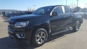 2018 Chevrolet Colorado 4X4 CREWCAB Z71 $39995 Back-up Cam,  Blu