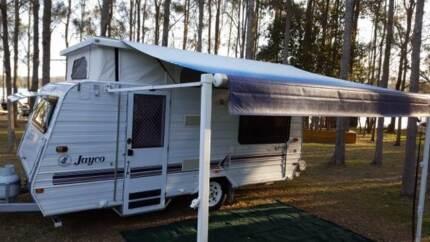 Jayco 15ft Pop-Top Westport Caravan