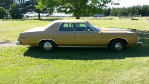 Looking for 1973 Ford Galaxie 500 - 4 door
