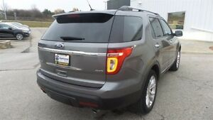 2012 Ford Explorer Limited, Lthr, Moon, Nav, Local Trade In Kitchener / Waterloo Kitchener Area image 5