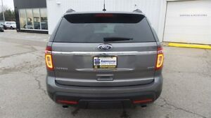2012 Ford Explorer Limited, Lthr, Moon, Nav, Local Trade In Kitchener / Waterloo Kitchener Area image 4