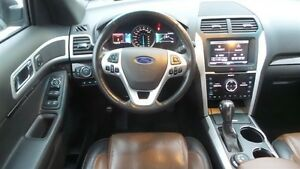 2012 Ford Explorer Limited, Lthr, Moon, Nav, Local Trade In Kitchener / Waterloo Kitchener Area image 15