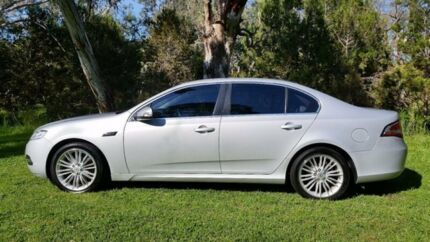 2013 Ford Falcon FG MkII G6E Silver 6 Speed Sports Automatic Sedan Tanunda Barossa Area Preview