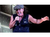 """Wanted a """" Brian Johnson"""" for part time EU gigs!"""
