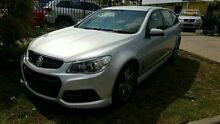 2015 Holden Commodore  Silver Sports Automatic Wagon Dandenong Greater Dandenong Preview