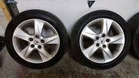 17 in Acura TSX oem  alloy rims