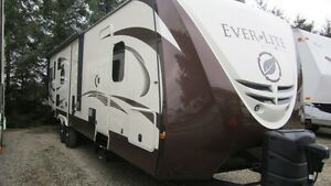 2015 Evergreen Everlite EL291RLS Travel Trailer