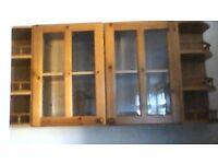 kitchen glass unit for sale