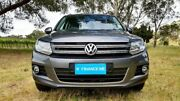 2015 Volkswagen Tiguan 5N MY16 130TDI DSG 4MOTION Pepper Grey 7 Speed Sports Automatic Dual Clutch Tanunda Barossa Area Preview